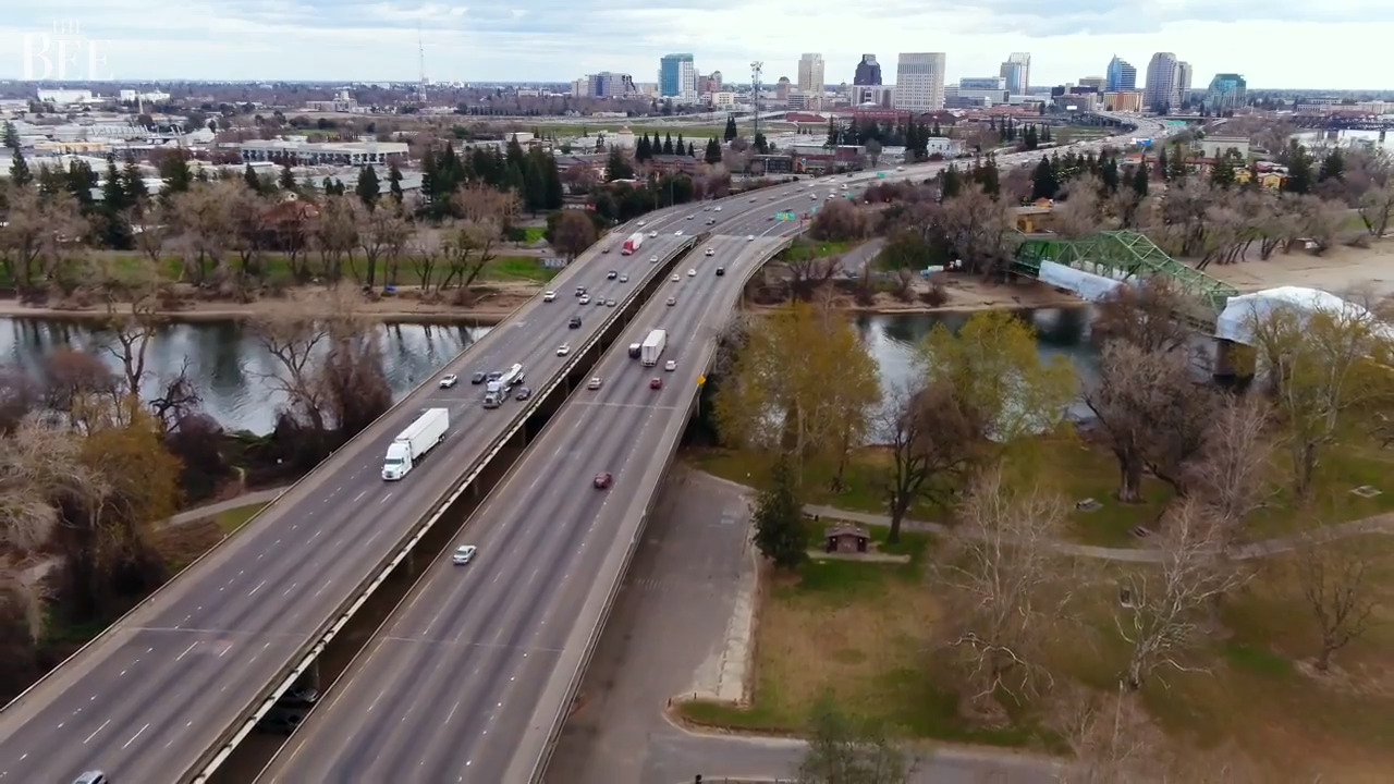 Inside the congestion-busting freeway and bridge system that Sacramento refused to build