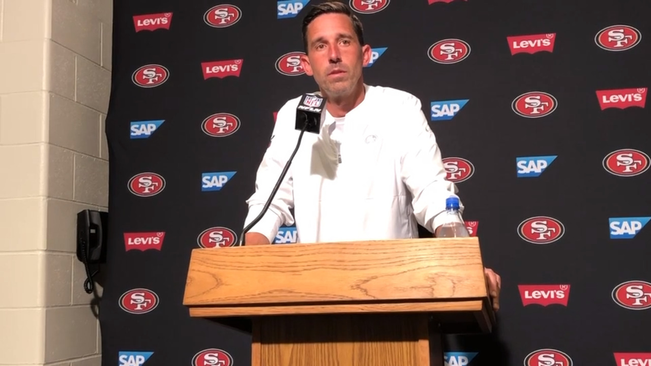 49ers notebook: Shanahan cautiously optimistic about Ford, hopes for home-field edge