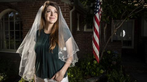 Wedding industry predicts a 'summer of love' as couples push celebrations to 2021