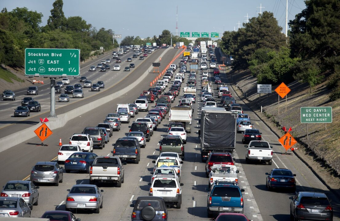 'Super commuters' not slowing down in California. Lack of housing to blame