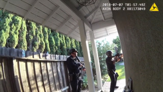 Watch LAPD footage from the Tyler Honeycutt incident