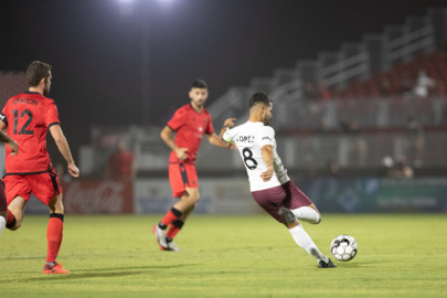 Phoenix 'punches' ticket to next round on controversial goal on Republic FC