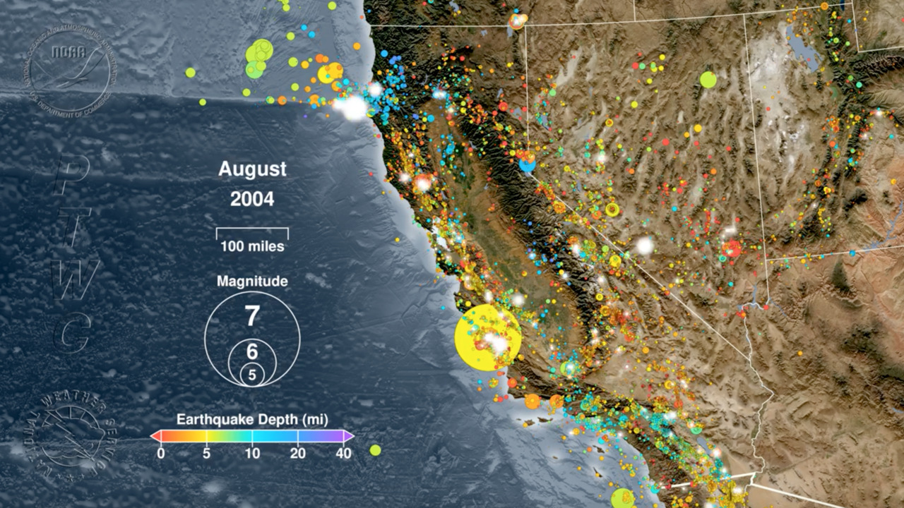 Tiny foreshocks can help signal large earthquakes, new Southern California research shows