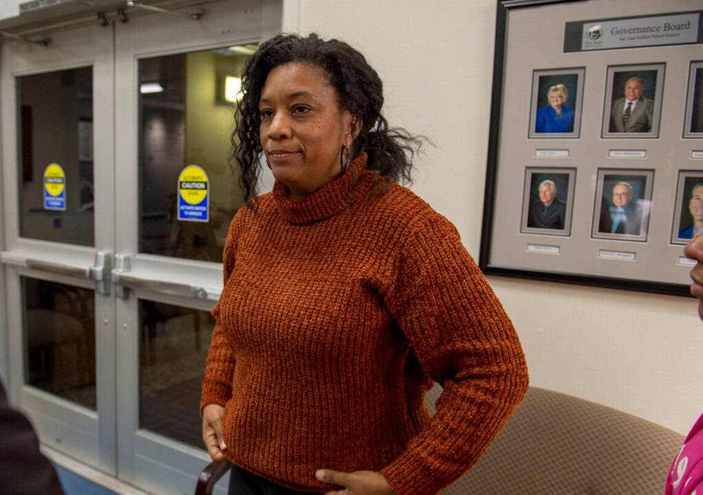She was called the N-word by a classmate. District says the initial complaint was mishandled