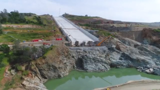 DWR updates Oroville Dam spillway progress in April in new video
