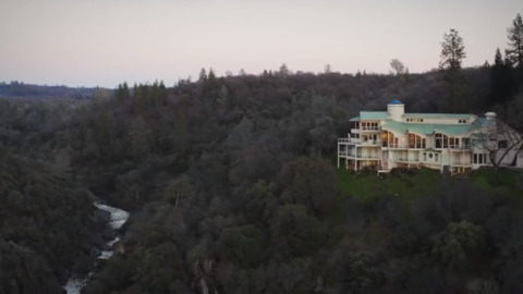 Price for this Auburn estate overlooking roaring river below cut to $5.9 million
