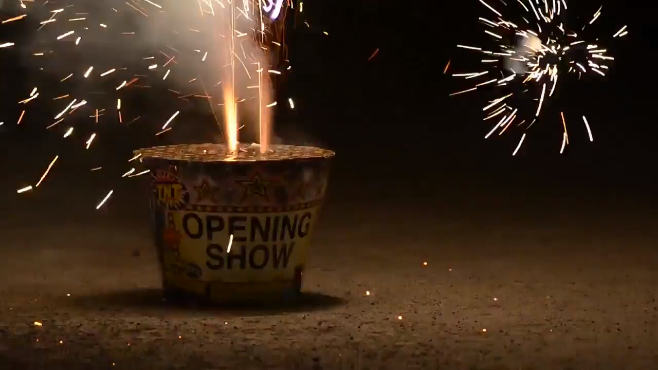 67 fireworks products recalled: 'overloaded with