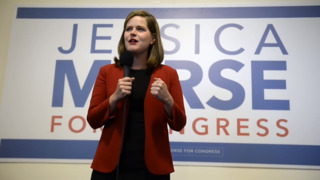 'He belittles us.' Jessica Morse pivots from primary to McClintock