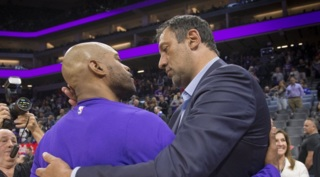 Vlade Divac breaks down the progress of the young Kings
