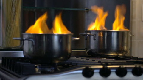 We're cooking more at home. Here's how to avoid burn accidents