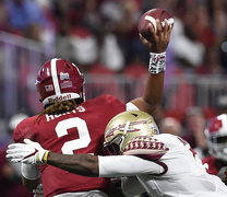 Why the 49ers could draft Florida State safety Derwin James at No. 9