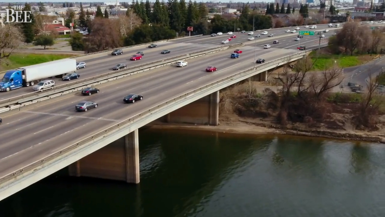 Sacramento County paid $1.5 million to build a bus-only lane. Now, no bus uses it