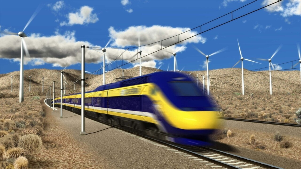No, Gov. Gavin Newsom didn't kill high-speed rail. But what's his Plan B?