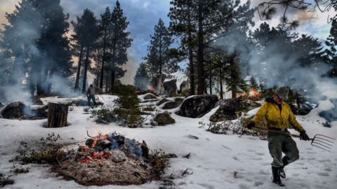 Burning California to save it: Why one solution to raging wildfires can't gain traction