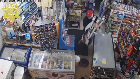 Thieves break into El Dorado County liquor store and steal trays of lottery tickets