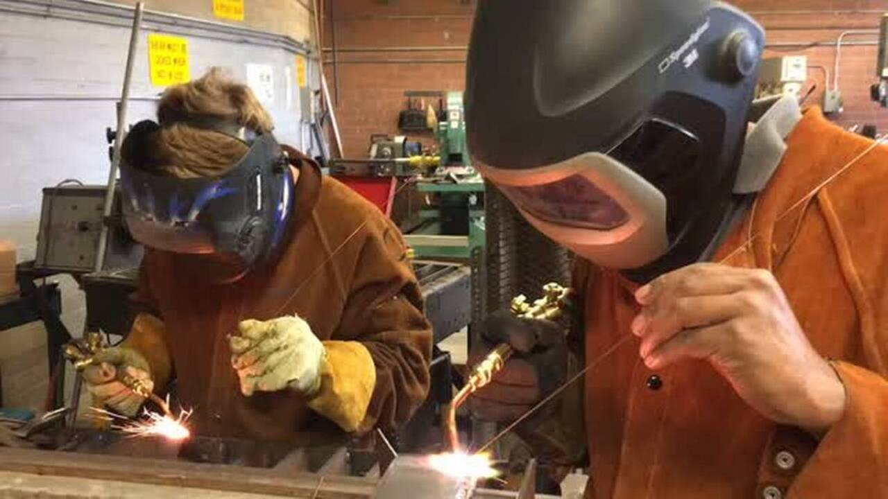 community colleges turn attention to job training