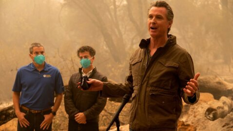 As California feels the heat of climate change, will Gov. Gavin Newsom do more than tweet?
