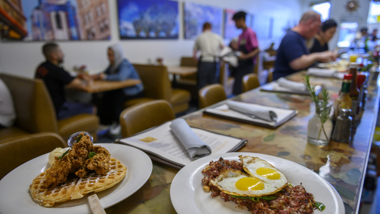 Restaurant Review: Morning Fork charms, but still has some kinks to work out