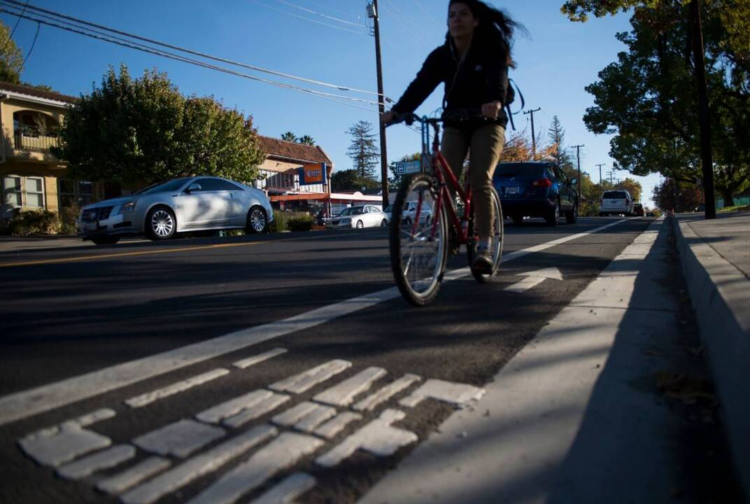 Pro cyclists won't be the only bike riders on Sacramento streets this weekend