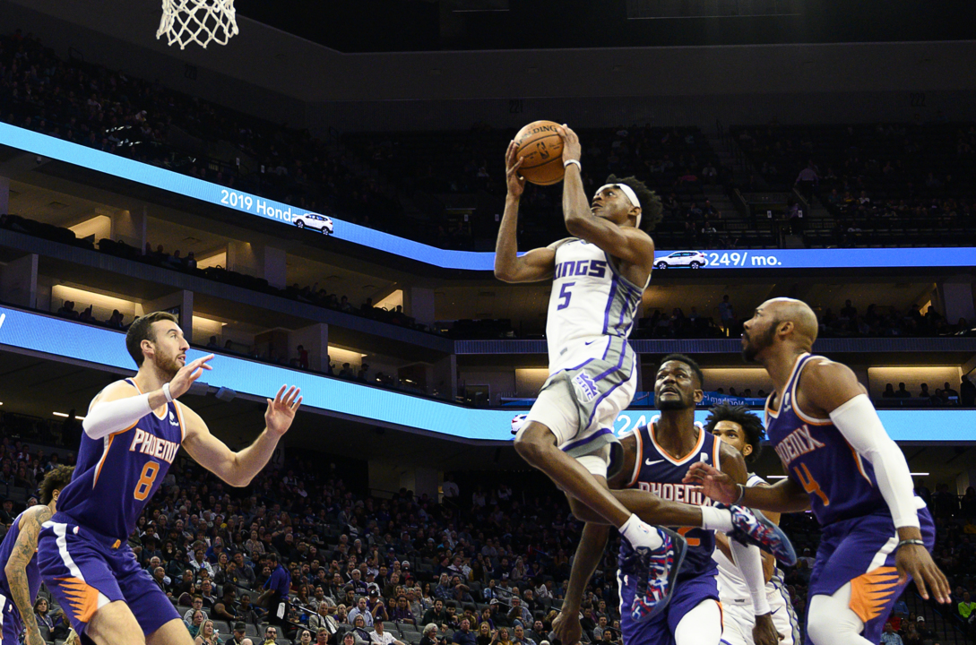 Buzzer Beater: Analysis from Kings' 105-88 win over the Phoenix Suns