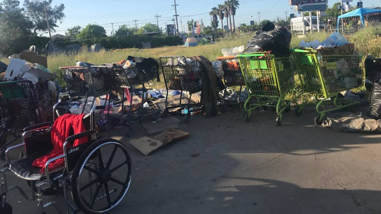 Sacramento wants to overturn this homeless ruling. Now it's asking the Supreme Court for help