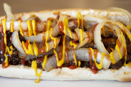 Two popular hot dogs to try at The Wienery