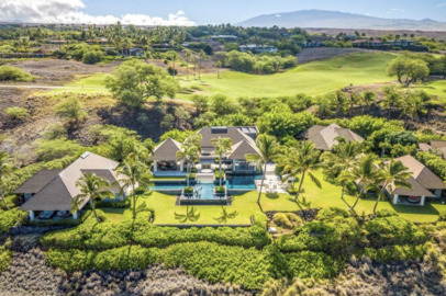 Check out gorgeous Hawaiian retreat–with 'floating' dining hall–listed at $23 million