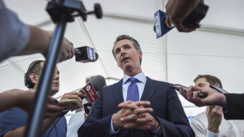 Who is Gavin Newsom?