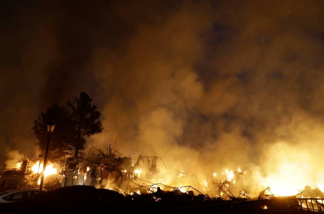 Northern California fires: List of resources for victims