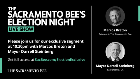 Exclusive: Sacramento Mayor Darrell Steinberg talks on the election, Measure A and more