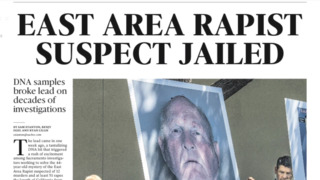 Here are the headlines behind the horror of East Area Rapist, 1979-2018