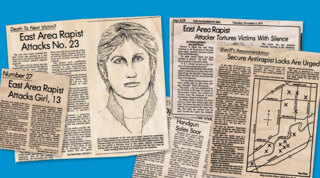 Here are the headlines behind the horror of East Area Rapist, 1977-2018