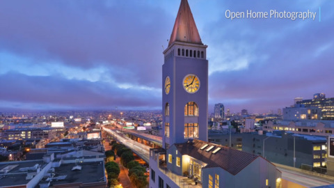 This historic S.F. Clock Tower penthouse is selling for $6 million