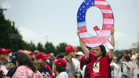 QAnon is fake. Here's the real conspiracy that should worry California Republicans