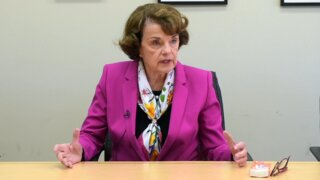 Why Dianne Feinstein is running for another six years as U.S. Senator