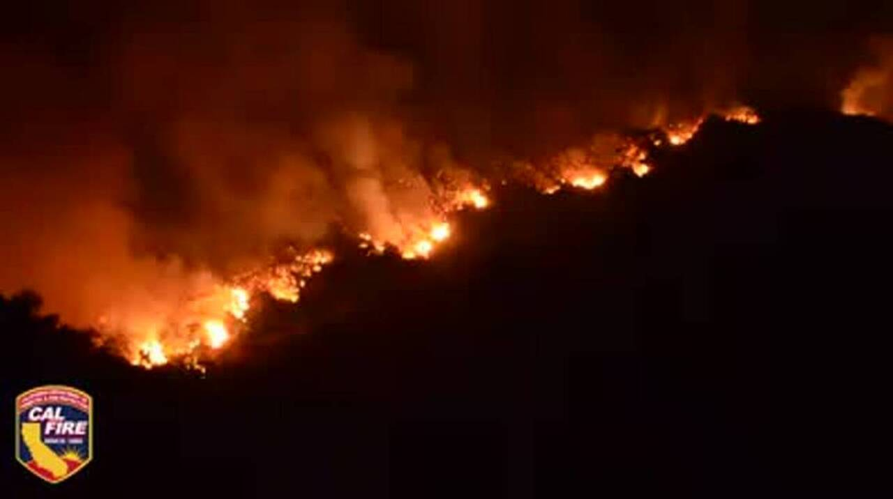 Southern California: Fire and evacuation maps and info | The