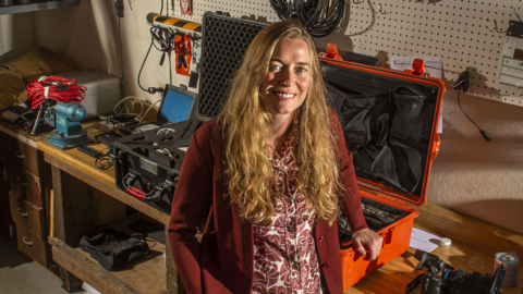 'It's kind of extraterrestrial' What this Sac State professor expects to find in Antartica