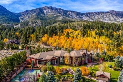 Check out tennis pro's Sierra home with indoor water park, majestic views