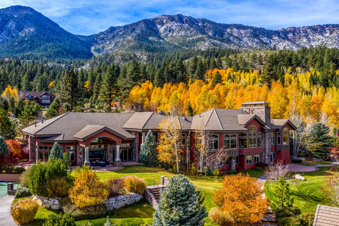 See gorgeous Lake Tahoe area home with indoor water park for sale for $6.25 million