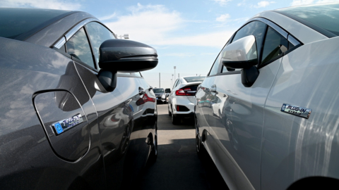 Can California force emission-free cars on everyone? Don't bet on it, U.S. automakers say