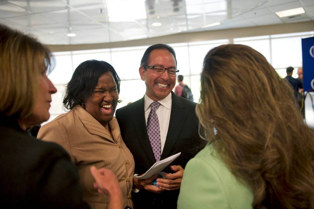 Sacramento City Unified Schools Chief Jose Banda Will Leave Office