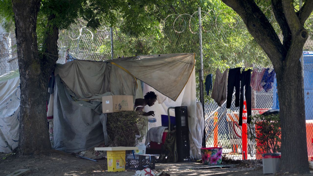 California Democrats lash out at Trump over homelessness remarks. Nancy Pelosi remains quiet