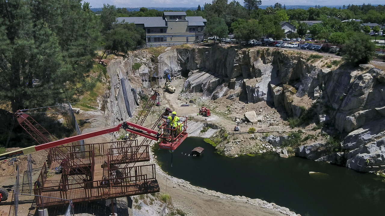 Quarry Park Adventures In Rocklin Is Over Budget Behind Schedule The Sacramento Bee