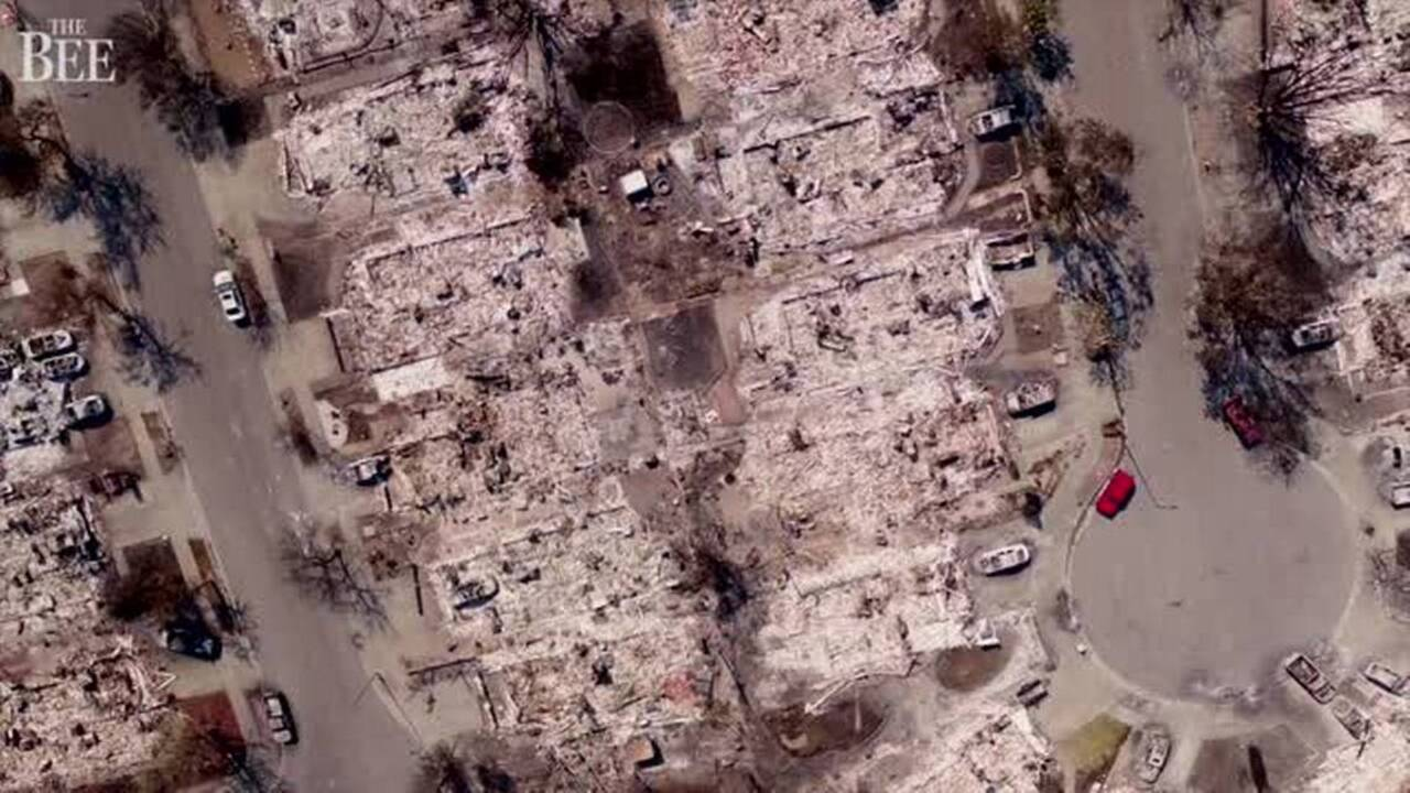 Deadly October firestorms lead to wave of lawsuits against PG&E