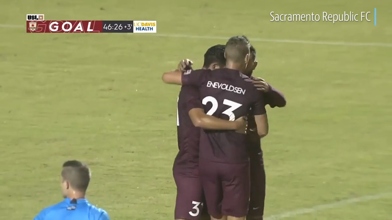 Highlights: Sacramento Republic FC beats Tacoma Defiance 3-0