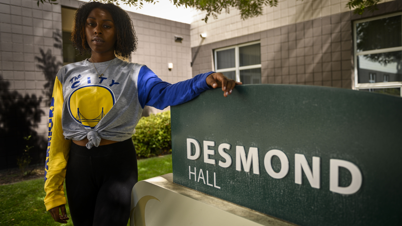 The new face of Sacramento's affordable housing crisis: College students forced to drop out