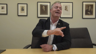 Travis Allen on water: 'When I'm the governor of California, everybody will have a green lawn'
