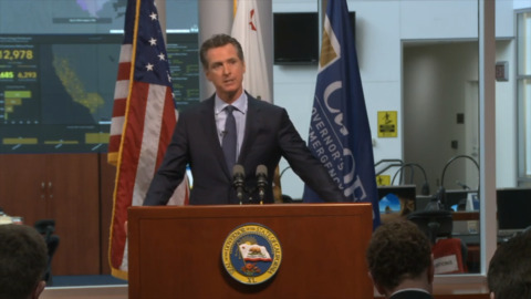 Newsom's wildfire plan for PG&E, other utilities, needs two-thirds vote in Legislature