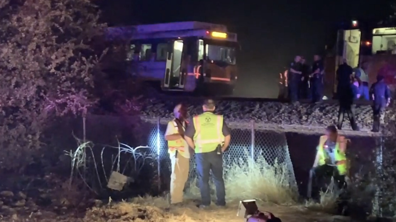 California rail authorities demand immediate safety steps after Sacramento light rail crash