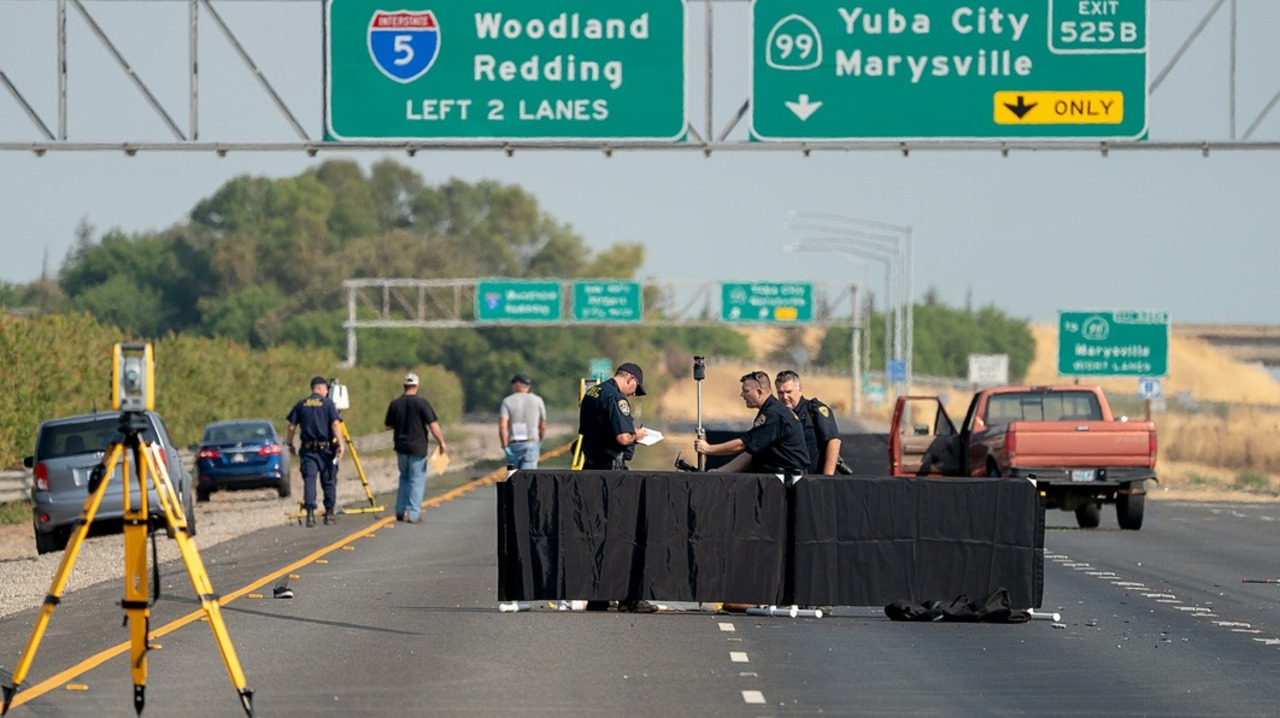 Car crash on I-5 leads to a fight and deaths of both drivers | The